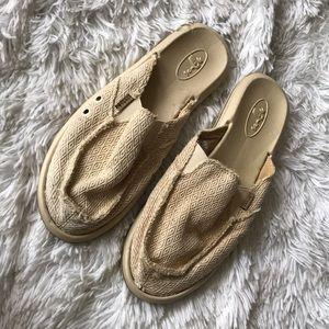 Sanuk Slip on Shoes